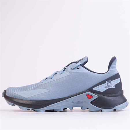 SALOMON ALPHACROSS BLAST ASHLEY BLUE W OUTDOOR